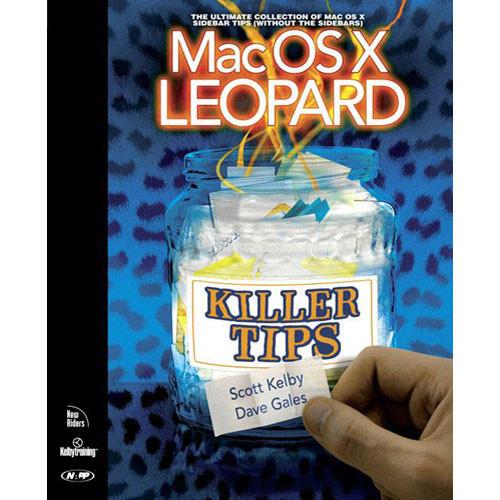 Pearson Education Mac OS X Leopard Killer Tips