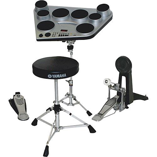 Yamaha DD-65 - Compact Digital Drum Kit with DK-65 Bundle