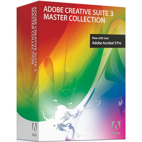 Adobe Master Collection Cs3 Software Suite For Windows 29280603