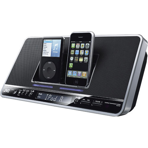JVC NX-PNT Dual iPod Audio System