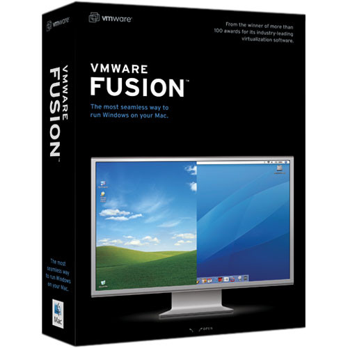 Allume Systems VMware Fusion Software for Mac OS X