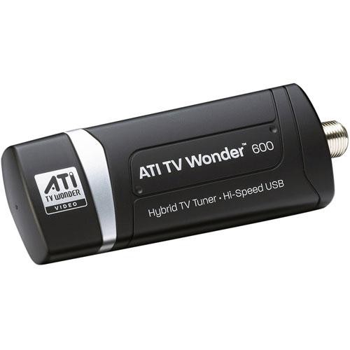 NEW DRIVER: ATI TV WONDER 600