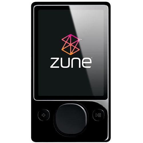 Microsoft Zune Digital Media Player 120GB (Black)