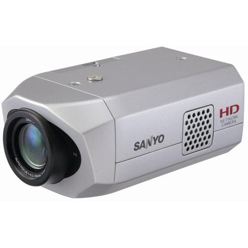 Sanyo VCC-HD4000 4 Megapixels Full HD Network 10x AF Zoom Camera