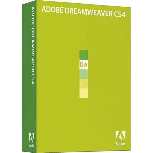 Adobe Dreamweaver Cs4 Web Design Software For Mac 65013261 B H