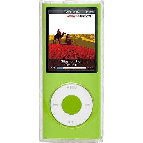 Griffin iClear case for iPod nano 4th Generation