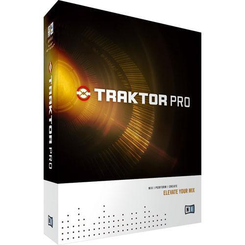 Native Instruments TRAKTOR PRO (Upgrade) - DJ Performance Software - For  Owners of TRAKTOR 1, 2 or 3 and TRAKTOR 3 LE