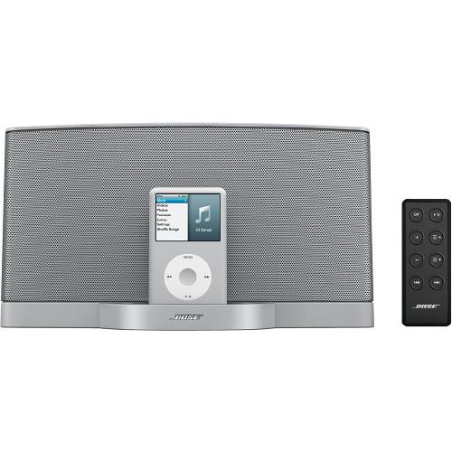 Bose SoundDock Series II Digital Music System (Silver)