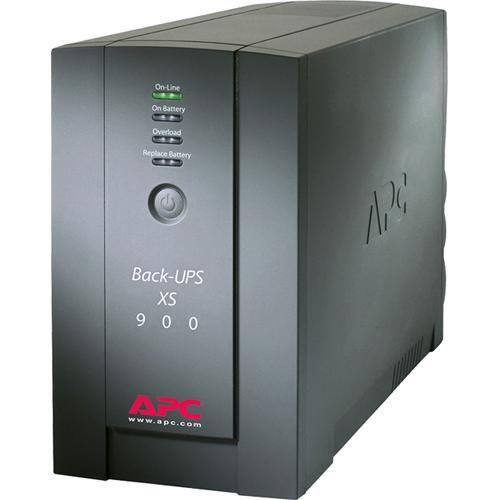 APC Back-UPS XS 900VA 120V (Black)