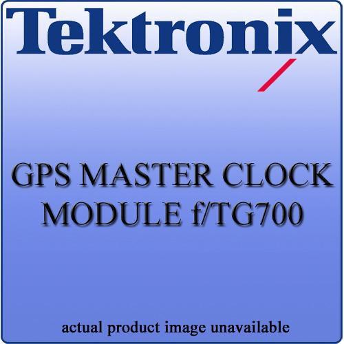 Tektronix GPS7 GPS Master Clock Module