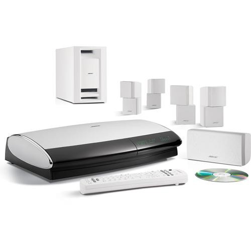 Bose Lifestyle 38 Series Iv Dvd Home Entertainment System 43407