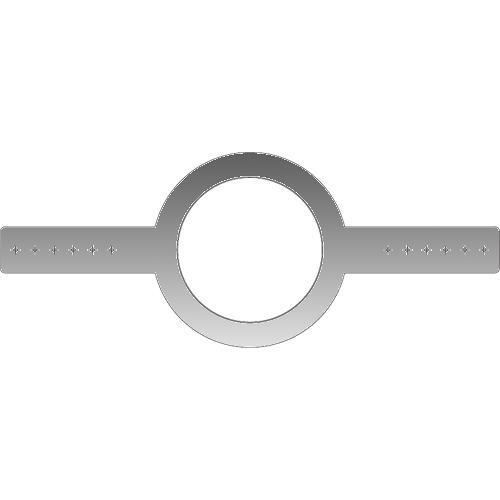 Tannoy Plaster Ring for CVS4 Ceiling Speaker (Pair)