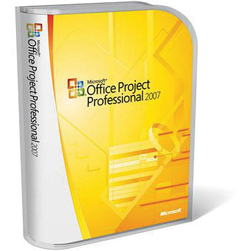 Cheap Microsoft Office Project Professional 2007 SP2