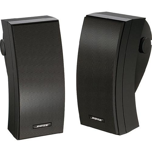 Bose (24643) 251 Outdoor Environmental Speakers (Black)
