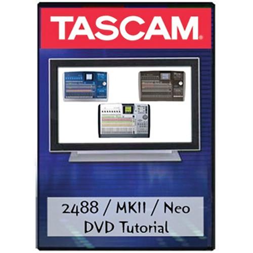 Tascam 2488 mkii demonstration tutorial help youtube.
