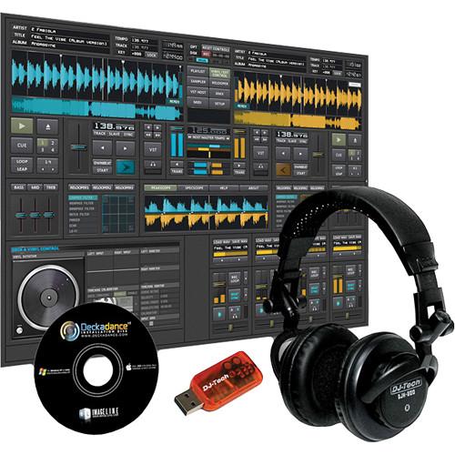 DJ-Tech Digimix 2020 MP3 Mixing Software Kit
