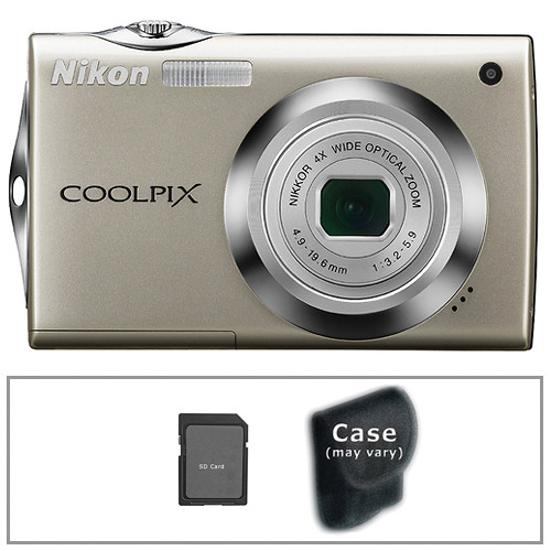 NEW DRIVERS: COOLPIX S4000