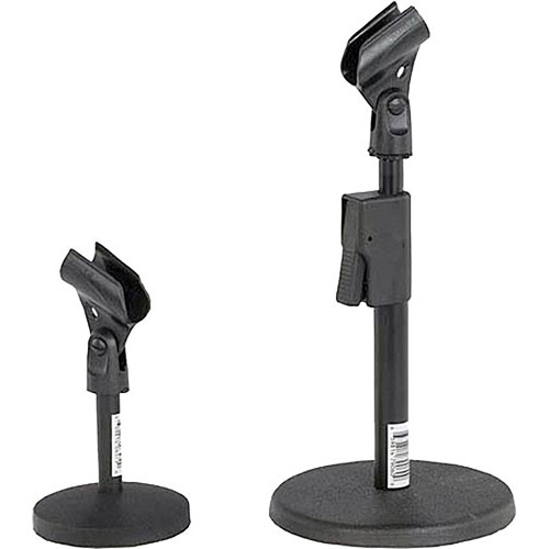Incredible Amplivox Sound Systems S1075 Desk Microphone Stand Interior Design Ideas Clesiryabchikinfo