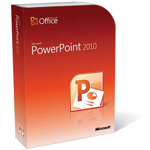 Buy Microsoft Office Powerpoint 2010 64-Bit