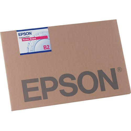 epson enhanced matte posterboard 30 x 40 5 sheets