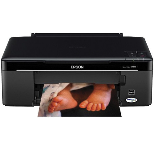 EPSON STYLUS NX125 SCANNER DRIVERS PC