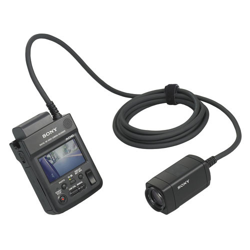 Sony Hxr Mc1 Hd Point Of View Camcorder Hxr Mc1 B H Photo Video
