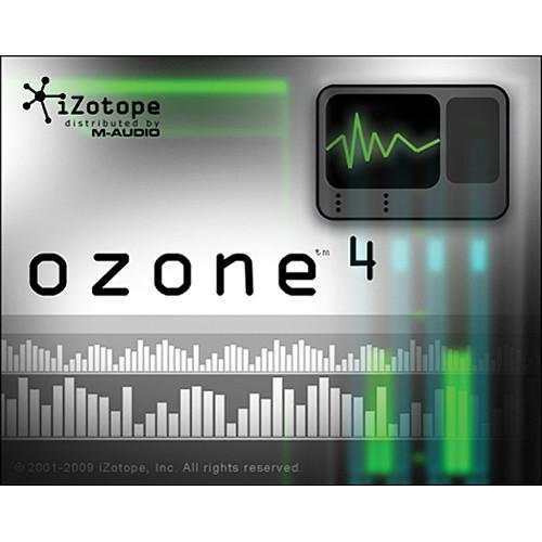 iZotope Ozone 4 - Mastering Software