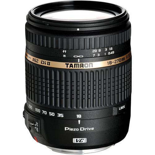 Tamron AF 18-270mm AF Lens