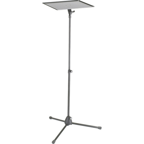 K&M (12155-000-55) 12155 Laptop Stand (Black)