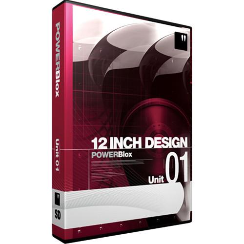 12 Inch Design PowerBlox Unit 01 NTSC DVD