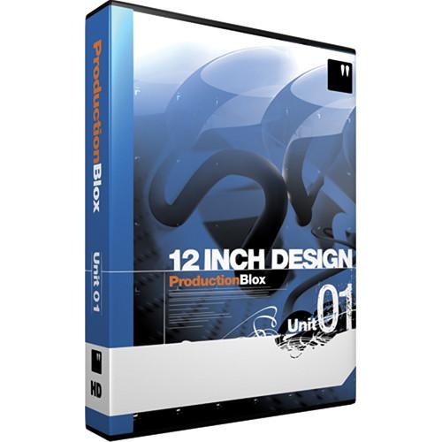 12 Inch Design ProductionBlox HD Unit 01 - DVD