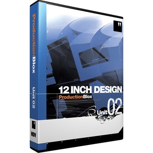 12 Inch Design ProductionBlox HDV Unit 02