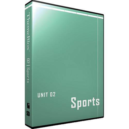 12 Inch Design ThemeBlox Unit 02 SD - Sports