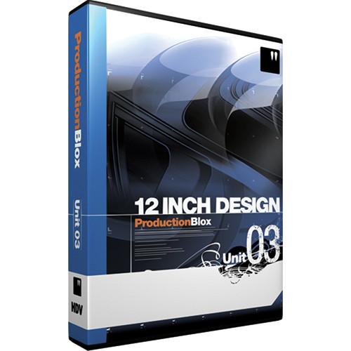 12 Inch Design ProductionBlox HDV Unit 03