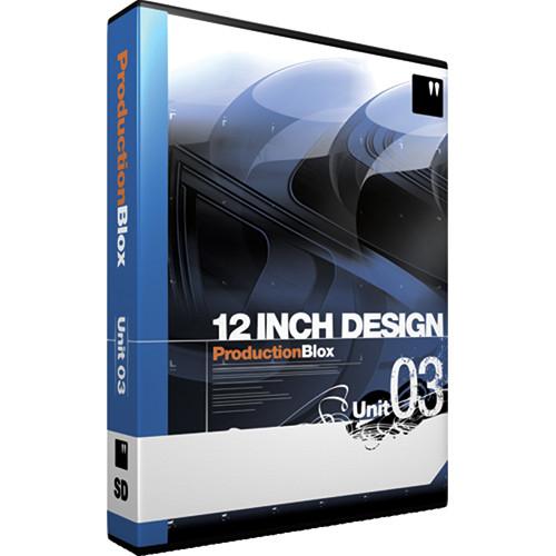12 Inch Design ProductionBlox SD Unit 03 - DVD