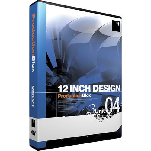 12 Inch Design ProductionBlox HDV Unit 04