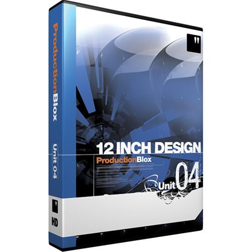 12 Inch Design ProductionBlox HD Unit 04 - DVD