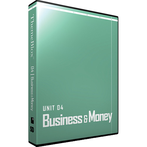 12 Inch Design ThemeBlox Unit 04 SD - Business & Money