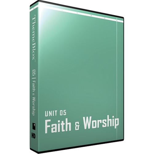 12 Inch Design ThemeBlox HD Unit 05 - Faith and Worship