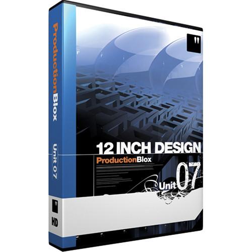 12 Inch Design ProductionBlox HD Unit 07 - DVD