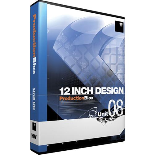 12 Inch Design ProductionBlox HDV Unit 08