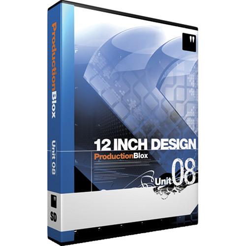 12 Inch Design ProductionBlox SD Unit 08 - DVD