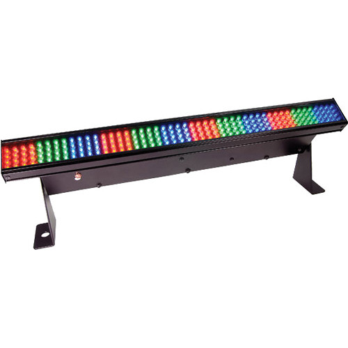 Chauvet DJ COLORstrip Mini 19-inch long four-channel DMX-512 controlled LED linear wash light