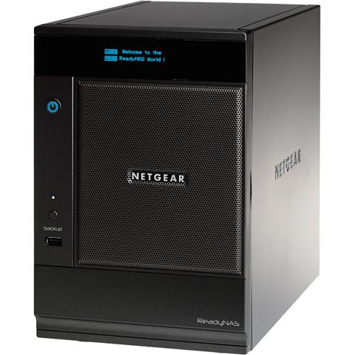 Netgear ReadyNAS ULTRA 6 Plus NAS Diskless Home Media Server with ISCSI