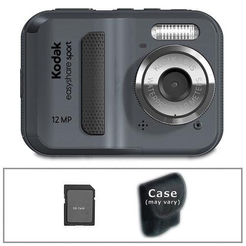 kodak easyshare sport camera c123 software