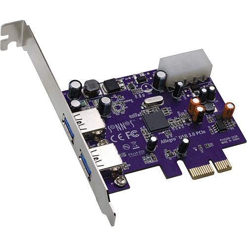ALLEGRO USB 3.0 PCIE TREIBER