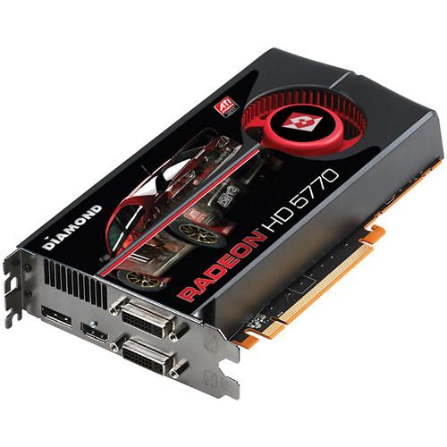 Diamond ATI Radeon HD 5770 Display Card