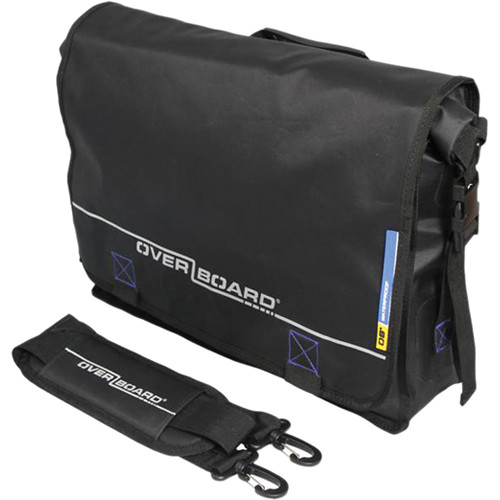 Overboard Roll Top Waterproof Messenger Bag