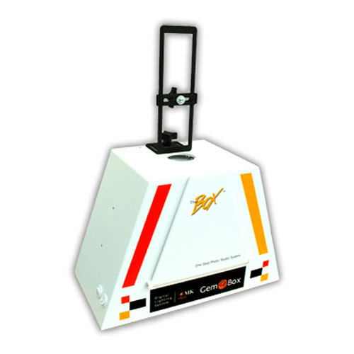 MK Digital Direct Gem E-Box Fluorescent, Tungsten and LED Lighting Kit -  Includes: 7 5x7x7