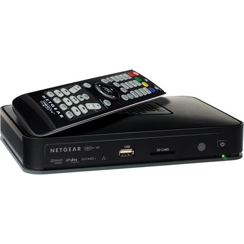 Netgear NeoTV 550 Ultimate HD Media Player